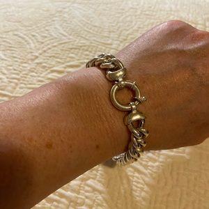 Italian sterling silver bracelet